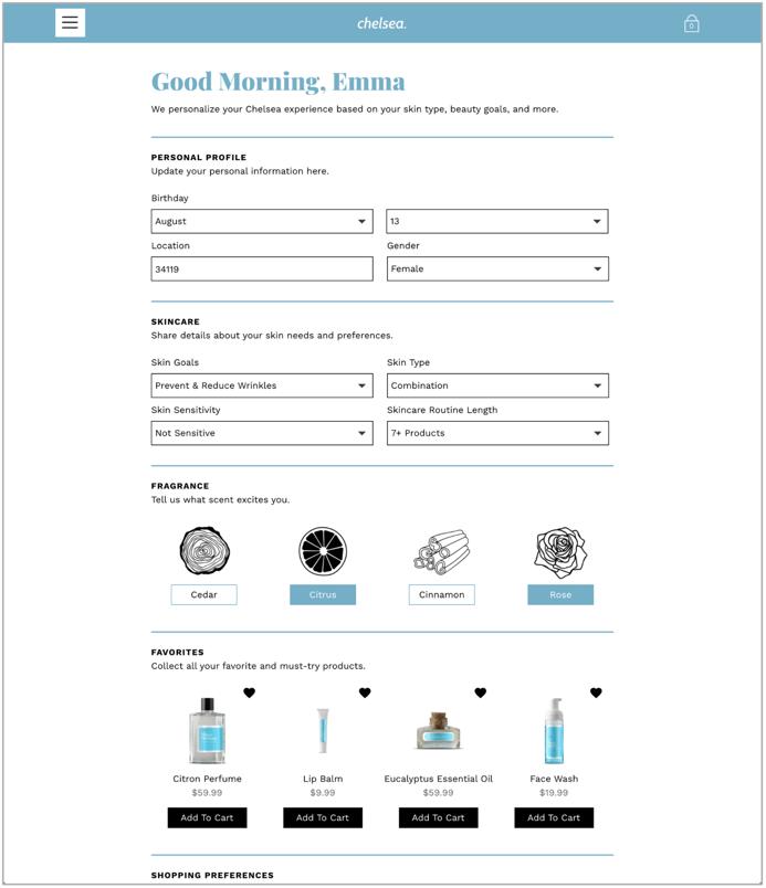 ZPD Customer Portal