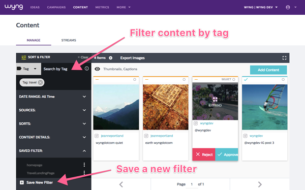What's New at Wyng: Support for Instagram Graph API